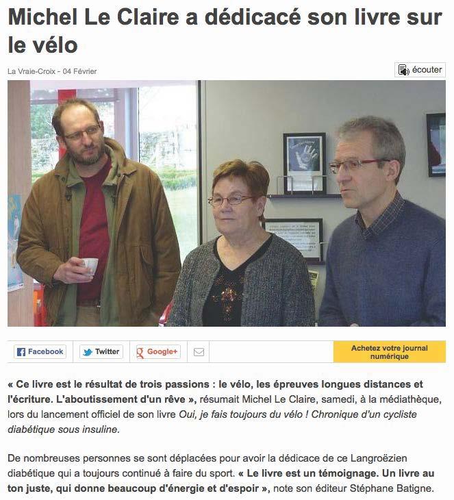 Lancement Ouest France