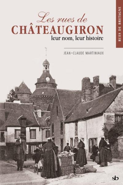 Les rues de Châteaugiron